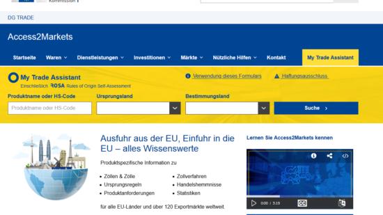 Websute EU-Trade