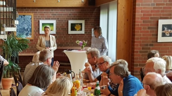 Ehrenamtsbrunch 02.06.2019
