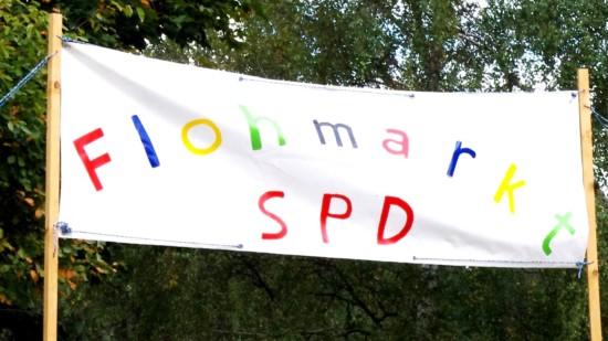 SPD Flohmarkt