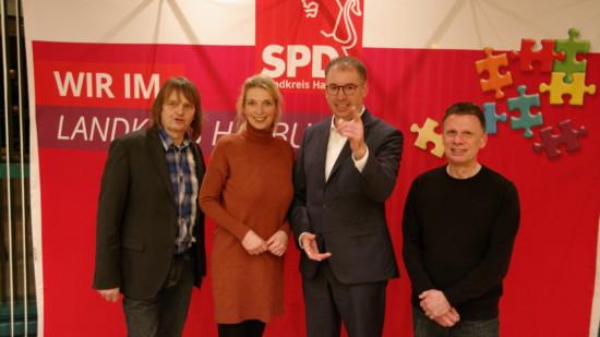 Niels Annen, SPD Seevetal, Fleester Hof, 27.03.2019
