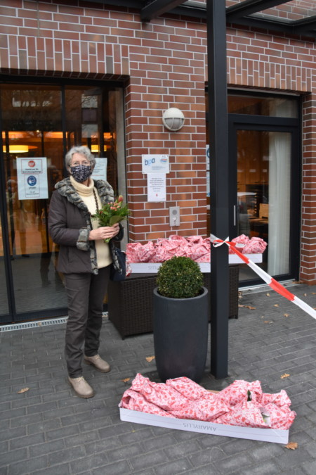 Blumengrße Brigitte Somfleth