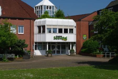 Rathaus der Gemeinde Seevetal