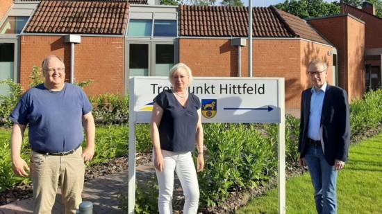 Sitzung Ortsrat Hittfeld