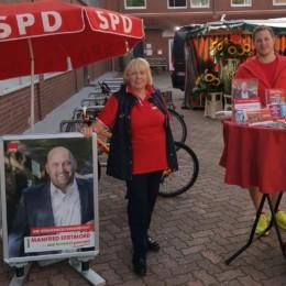 SPD Infostand Fleestedt