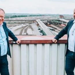 Stephan Weil und Manfred Eertmoed