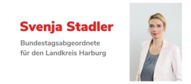 Svenja Stadler Bundestagsabgeordnete