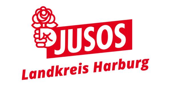Logo Jusos Landkreis Harburg