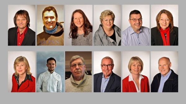 SPD Seevetal Vorstandsmitglieder