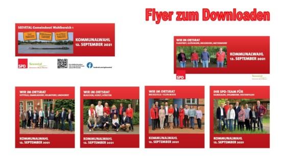 Kandidaten Flyer zum Downloaden