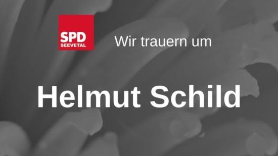 Traueranzeige Helmut Schild
