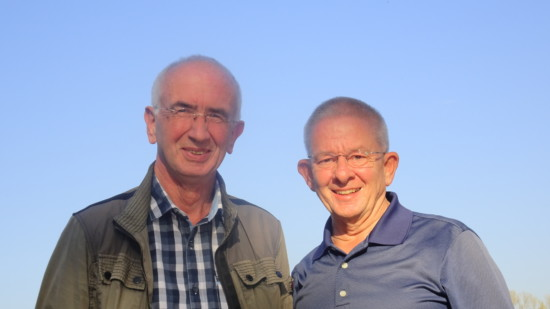 Bernd Henke und Heinz-Dieter Adamczak